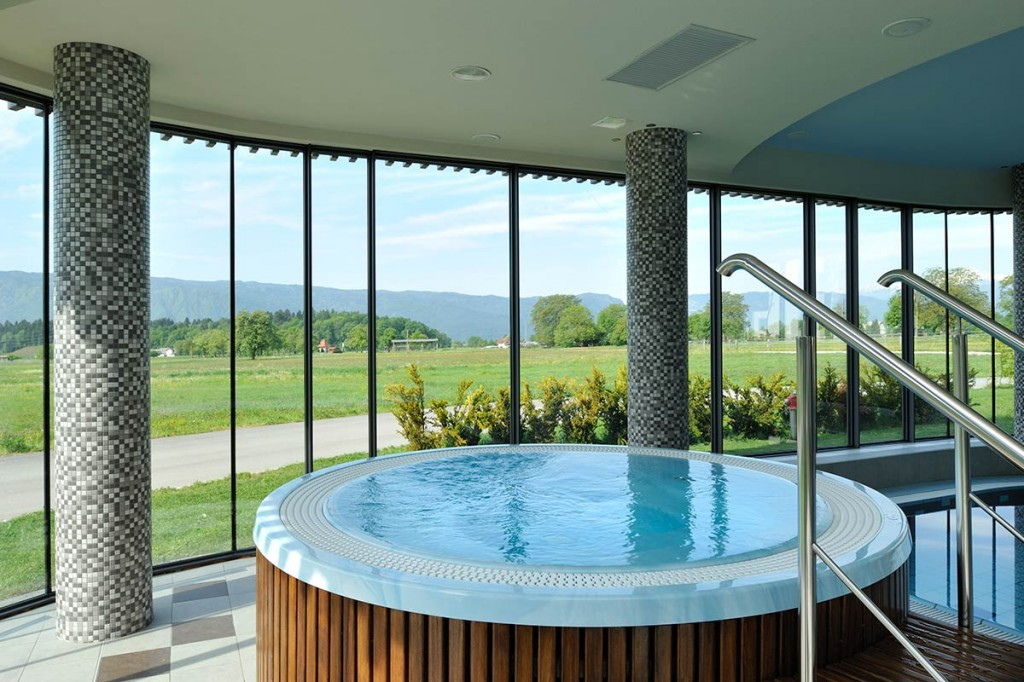 Wellness in spa - hotel Lambergh