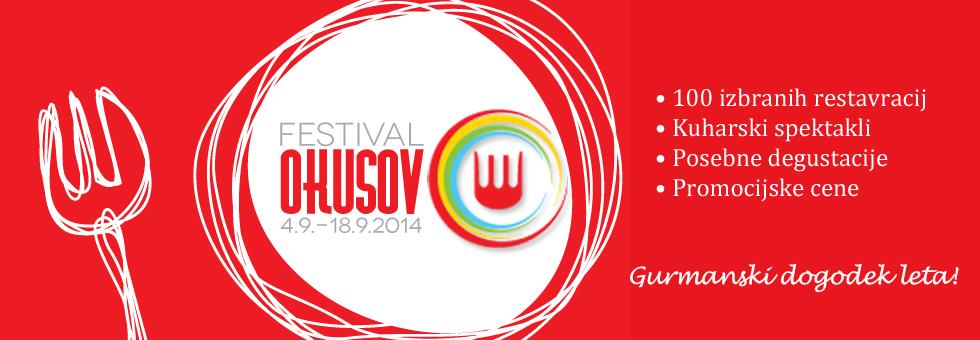 Festival okusov 2014   Najboljše restavracije - Restaurant Club