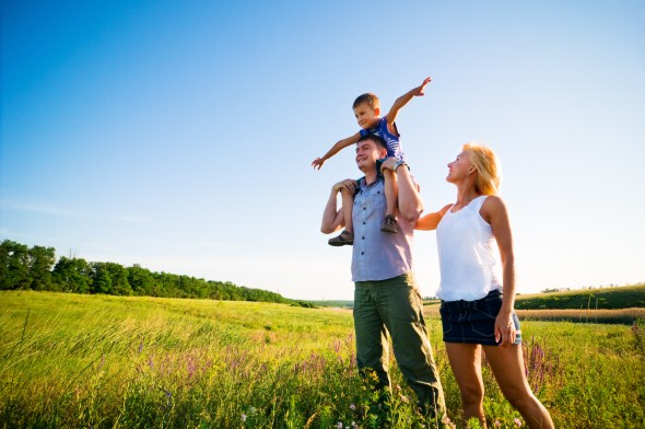 Družinska pustolovščina, ki ji ni para